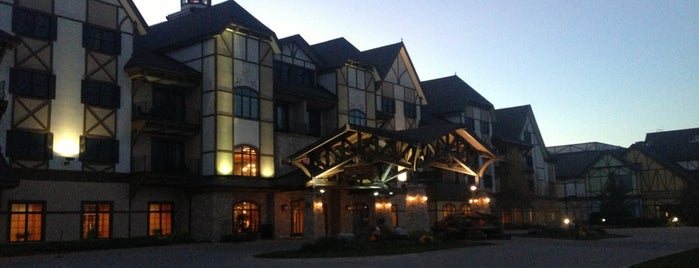 Mountain Grand Lodge and Spa is one of Best Places to Check out in United States Pt 3.