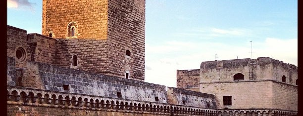 Castello Svevo is one of Puglia: See & Do.