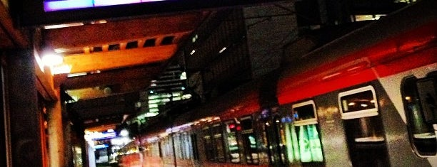 Skøyen stasjon is one of Toget.