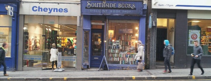 Southside Books is one of To Shop (Books).