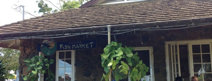 Kilauea Fish Market is one of Hawaii 2016.