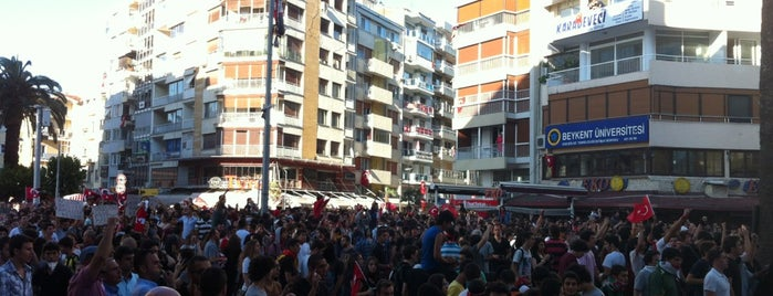 Alsancak is one of themaraton.