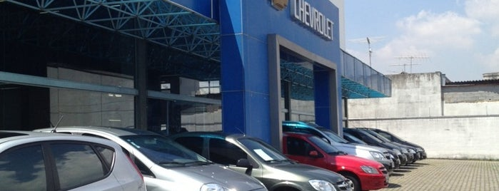 Chevrolet Absoluta is one of Dealers.