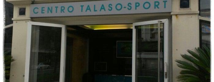 La Perla Centro Talaso-Sport is one of Sitios para relajarse un rato.