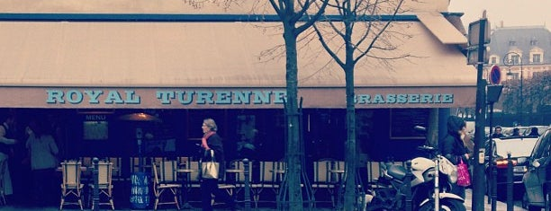 Le Royal Turenne is one of Paris Favorites.