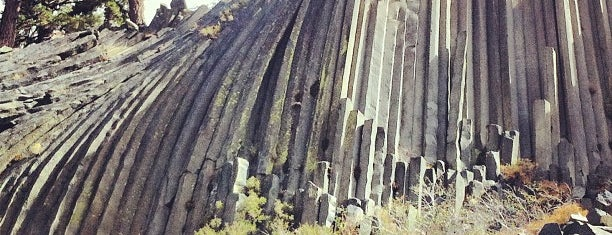 Devils Postpile National Monument is one of National Parks.