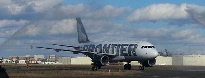 Trenton-Mercer Airport (TTN) is one of Hopster's Airports 1.