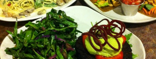PuraVegan Cafe & Yoga is one of Stl.