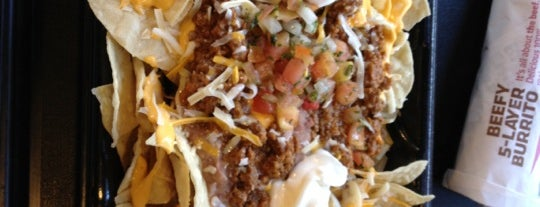 Taco Bell is one of All-time favorites in United States.