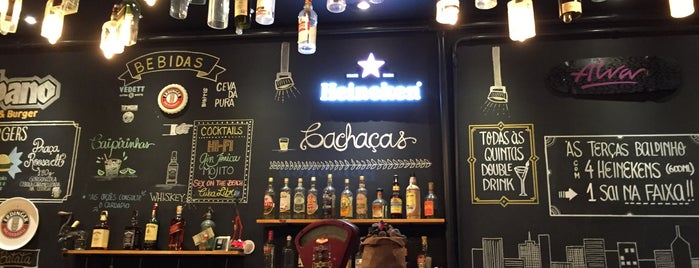 Urbano Bar & Burguer is one of Preciso visitar - Loja/Bar - Cervejas de Verdade.