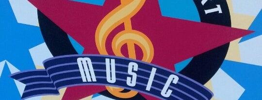 Disney's All-Star Music Resort is one of Walt Disney World Resort Hotels.