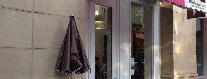 Milk Sugar Love Creamery & Bakeshop is one of Dan's Jersey City.