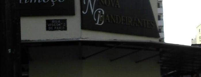 Panificadora Nova Bandeirantes is one of PANIFICADORAS E BAGUETERIAS.