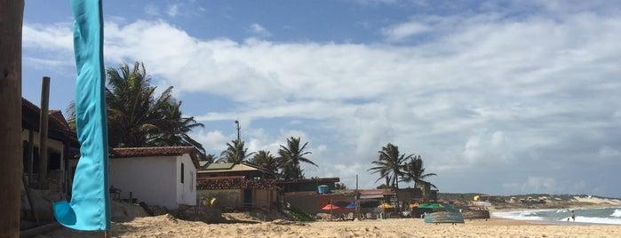 Praia do Sagi is one of Lugares que já visitei!.