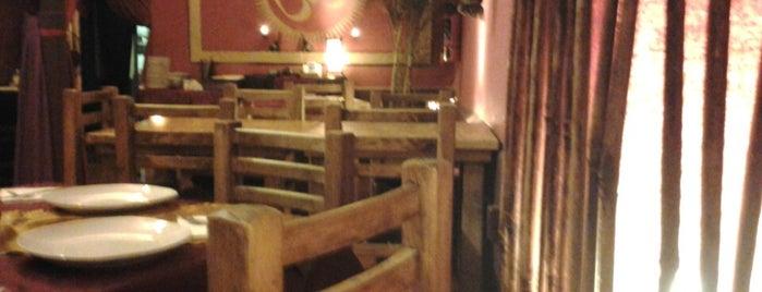 Bhaji is one of Restaurants to go! :).