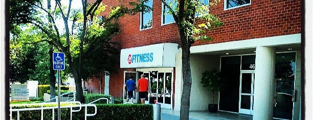 24 Hour Fitness is one of Places to check -in to.