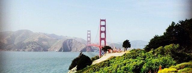 Presidio of San Francisco is one of California..