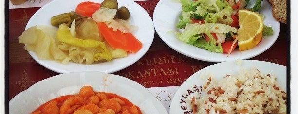 Tarihi Kurufasülyeci Beydağı Lokantası is one of yemeicmeturizm.