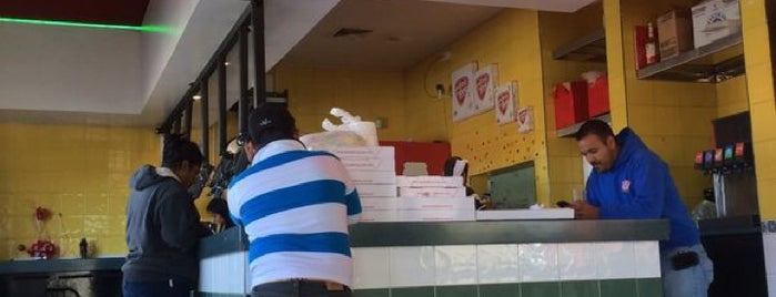 Pizza Del Rey is one of Pizzas.