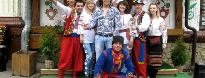 Корчма Тарас Бульба is one of Moskova 2.