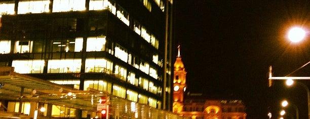 Queen Street is one of Auckland.