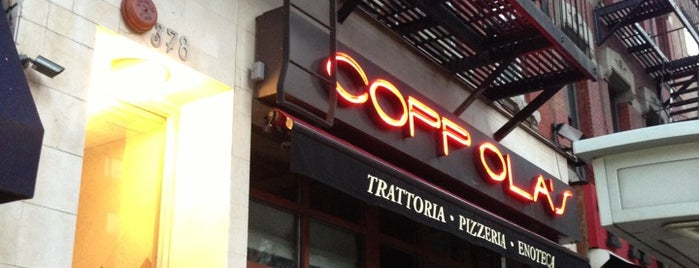 Coppola's is one of Cheapeats - Happiness, $25 and under..