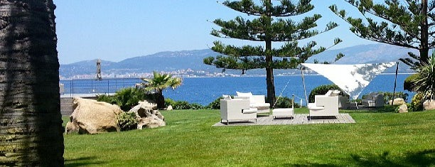 Hotel Sofitel Golfe d'Ajaccio Thalassa Sea & Spa is one of Corsica.
