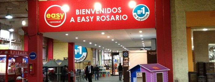 Easy is one of Locales Easy.