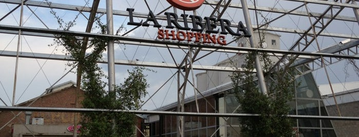 La Ribera Shopping is one of Best places in Santa Fe, Argentina.
