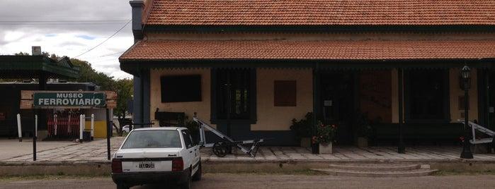 Museo Ferroviario de San Rafael is one of Cuyo (AR).