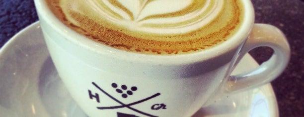 Handsome Coffee Roasters is one of My Favorite Coffee in Los Angeles.