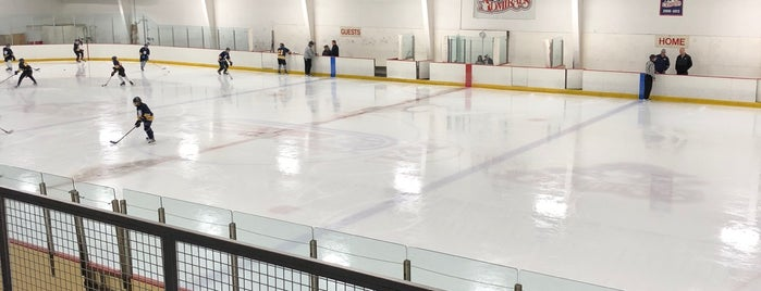 Center Ice of DuPage is one of Chicago Rat Hockey.