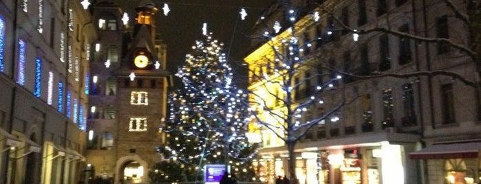 Place du Molard is one of Cool spots in Geneva.