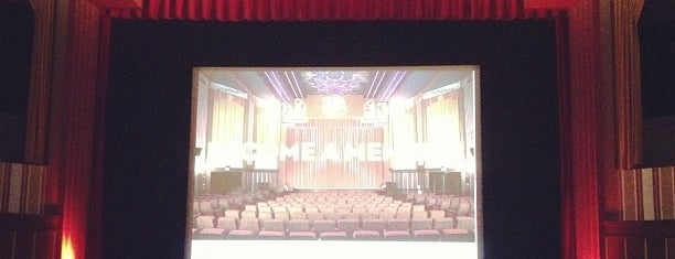 Coolidge Corner Theatre is one of Back to BU.