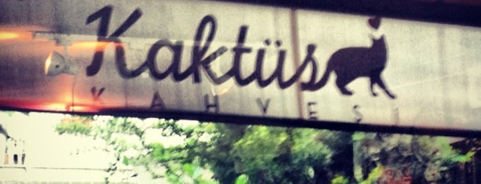 Kaktüs Kahvesi is one of Restaurants, Cafes, Lounges and Bistros.
