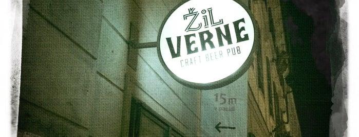 Žil Verne is one of Gidilen & Beğenilen.