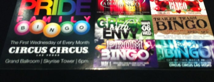 Pride Family Bingo is one of My list.