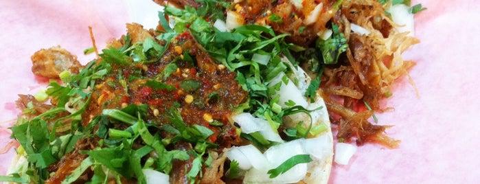 Taqueria El Burrito is one of Traveling.