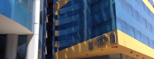 Del Pilar Miraflores Hotel is one of Always Gourmet PERU, comer em Lima.