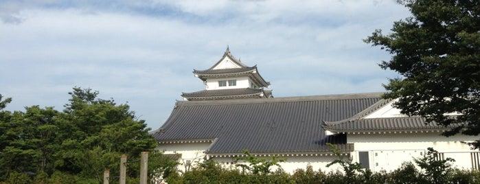 関宿城博物館 is one of サイクリング.