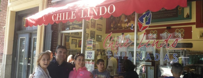 Chile Lindo Empanadas is one of SF Cheap Eats.