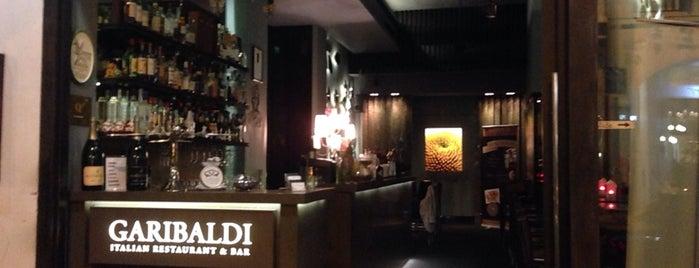 Garibaldi Italian Restaurant & Bar is one of my best-loved restaurants.