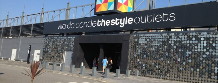 The Style Outlets is one of Centros Comerciais.