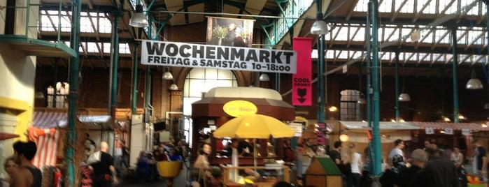 Street Food Thursday is one of Berlin für Foodies.