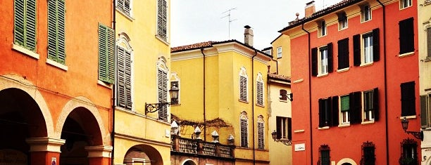 Modena is one of Mia Italia |Toscana, Emilia-Romagna|.