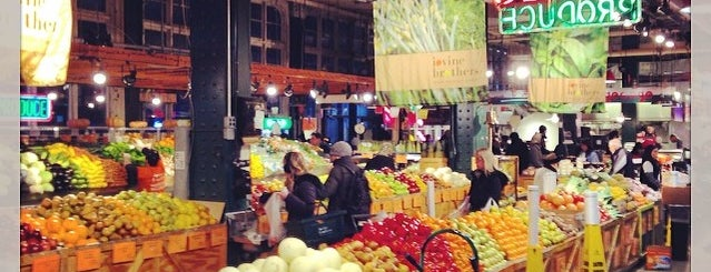Reading Terminal Market is one of Alyssa's Philly Life.