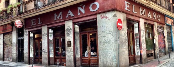 Bodegas El Maño is one of Madrid: de Tapas, Tabernas y +.