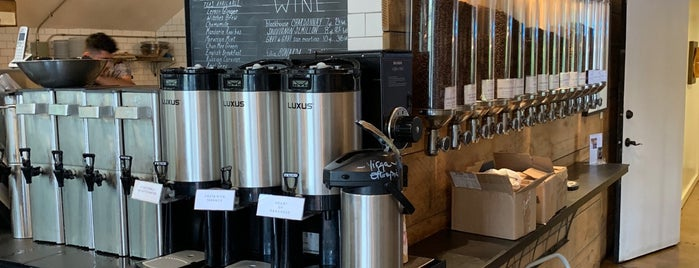 Six Depot Roastery and Cafe is one of To drink in North America (E).