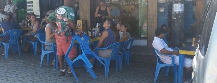 Bar do David is one of Copacabana, umbigo do mundo.