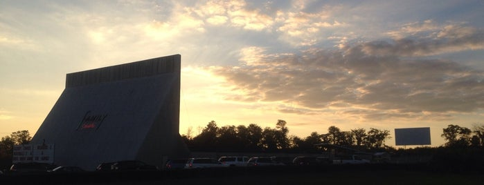 The Family Drive-In Theatre is one of Fun and Entertainment.